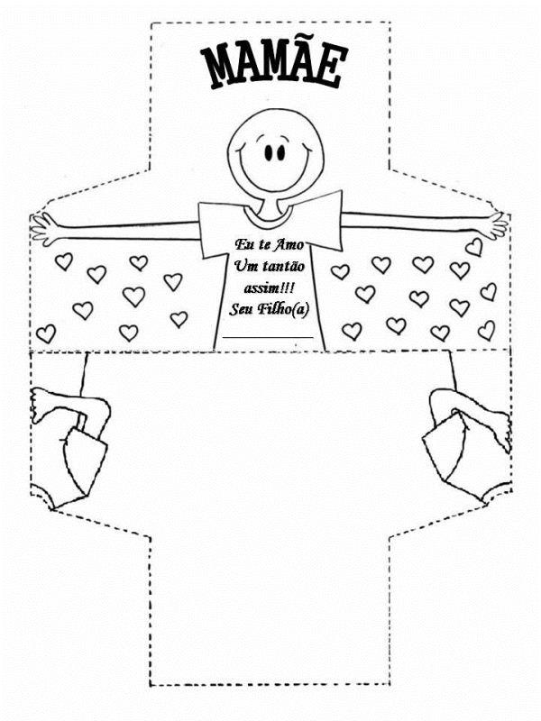 175736 Cartão Para Dia Das Mães 29 Modelos De Cartão Para Dia Das Mães
