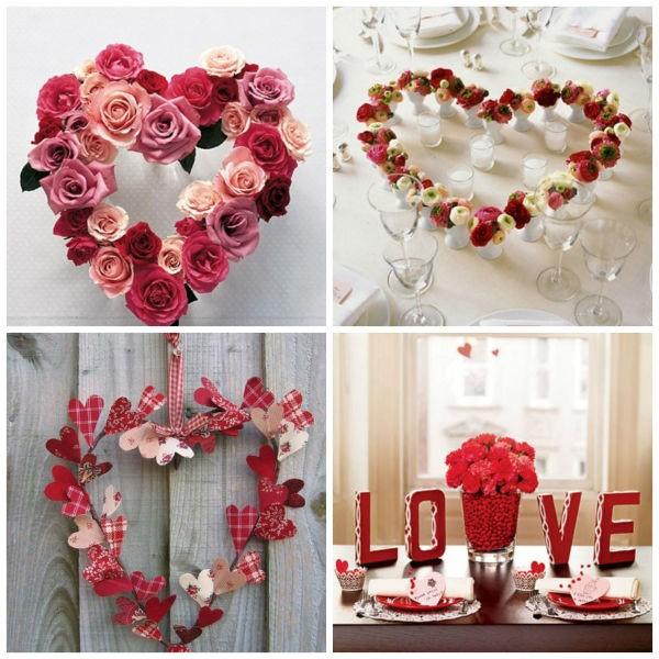 177691 decoração em coração dia dos namorados 600x600 Decoração Com Corações