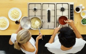 Dicas culinárias para o dia dos namorados.