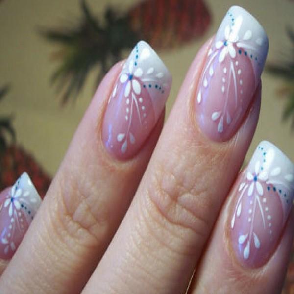 18057 unhas decoradas aprenda a fazer desenho nas unhas 10 600x600 Unhas Decoradas   Aprenda a fazer desenho nas unhas