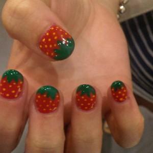 18057 unhas decoradas aprenda a fazer desenho nas unhas 13 300x300 Unhas Decoradas   Aprenda a fazer desenho nas unhas