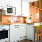 181288 iluminação perfeita mantem o ambiente aconchegante 150x150 Fotos De Cozinhas Planejadas Pequenas