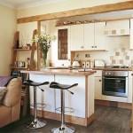 181357 detalhes em madeira dão charme a cozinha 150x150 Cozinhas Planejadas para Apartamentos Pequenos