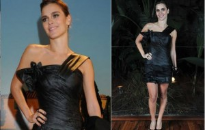 Vestidos curtos e pretos para festa