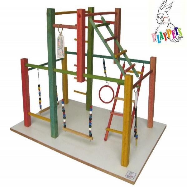 187257 playground de madeira para crianças exercícios 600x600 Playground Infantil de Madeira Preço, Onde Comprar