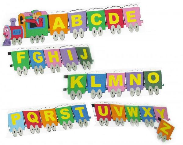 decoracao de sala aula em eva : decoracao de sala aula em eva: painel eva alfabeto 600×600 Decoração Em EVA Para Sala De Aula