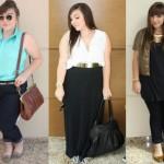 Dicas de Como se Vestir para quem está mais Gordinha ou Acima do Peso 7