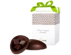 Ovos de Páscoa Feito com Chocolate amargo é Muito Mais Saudável