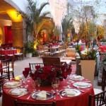 20080924120000 35009 large decoracao de mesa do casamento de lavinia e celso 150x150 Decoração Moderna para Casamento