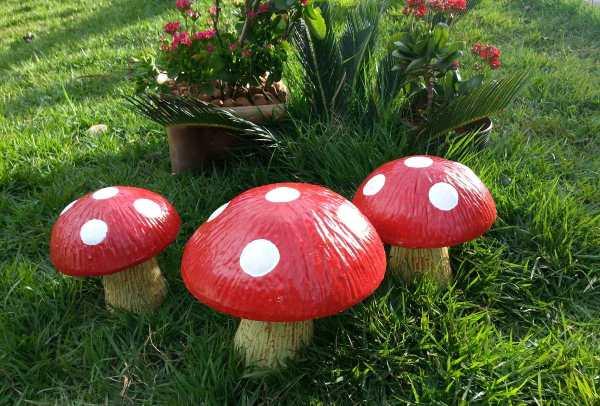 Fotos de Esculturas e Enfeites para Jardim. (Foto: Divulgação)