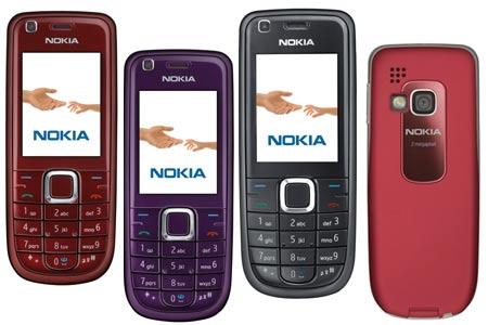 Celular: Nokia 3120