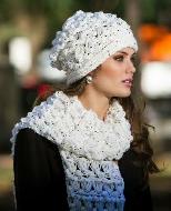 Modelos para cachecol de tricô e crochê 6