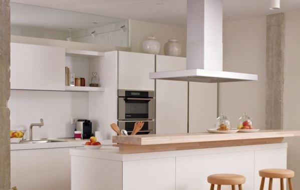 Cozinha americana - Modelos e fotos. (Foto: Divulgação)