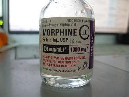 Efeitos da Morfina e consequências