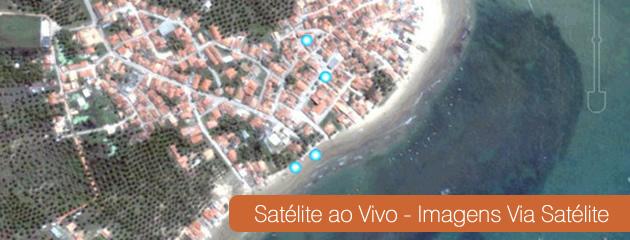 Como ver Imagens via Satélite.