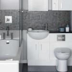 Banheiros Pequenos Decorados 17