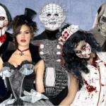 Várias opções de fantasias de Halloween (Foto: Divulgação)