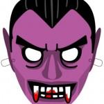 Máscara de vampiro (Foto: Divulgação)