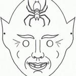 Máscara assustadora (Foto: Divulgação)