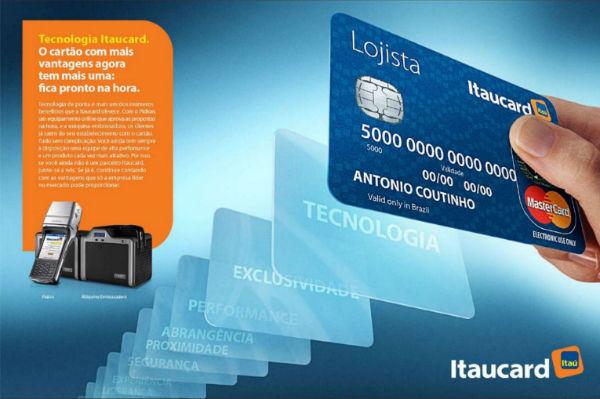 Fatura Mastercard Itaú