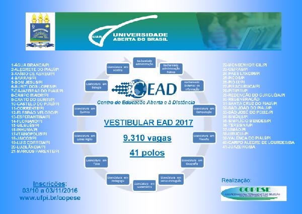 Curso Gratuito de Especialização UFPI
