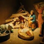 Presépio de Natal (Foto: Divulgação)