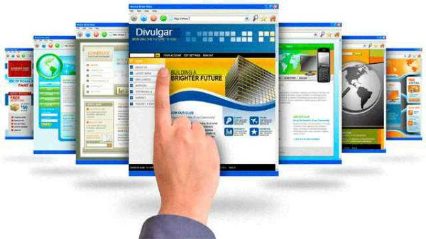 Divulgar site grátis na Internet