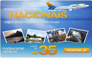 Passagens Aéreas com Desconto 2010