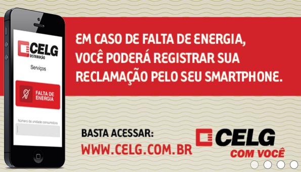 A CELG está sempre em busca de melhorias para beneficiar os seus clientes (Foto: Divulgação)