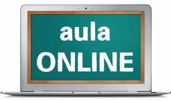 Aulas de Reforço Escolar Online Computador