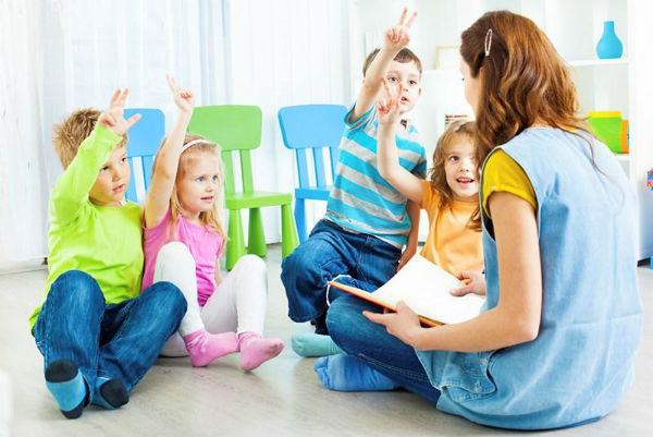 Cursos Para Monitores na Área da Educação Infantil