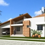 arquitetura de casas fotos grátis 1