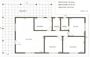Projetos de Casas | Projetos de Casas Pequenas, Modernas, Populares