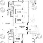 Planta de Casas Rurais (10)