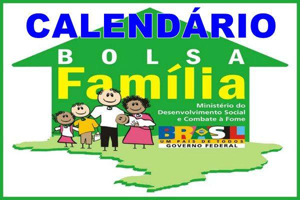 www.mds.gov.br – Bolsa Família, Calendário de Acompanhamento