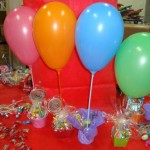 Arranjo de Mesa para Festa Infantil – Fotos (3)