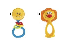 Brinquedos Educativos para Bebês 1, 2 anos