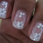 fotos de unhas para noivas decoradas 1
