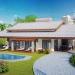 modelo casa de fazenda