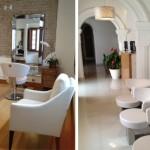O salão de beleza pode ser minimalista. (Foto: Divulgação)