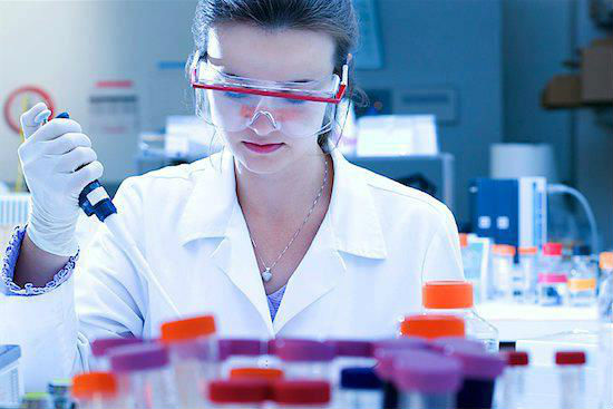 Trabalhar em laboratorio de analises clinicas