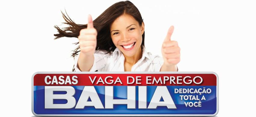 Enviar Curriculum Casas Bahia