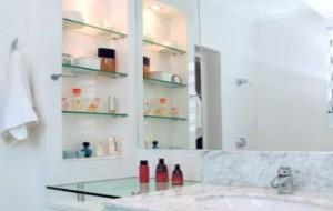 Espelhos Para Banheiro Com Prateleira