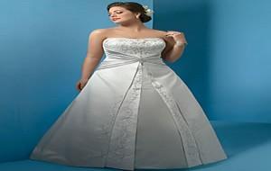 Vestidos de Noivas Para Gordinhas 2010-2011 – Fotos