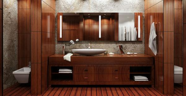 25 Fotos de Banheiros Modulados