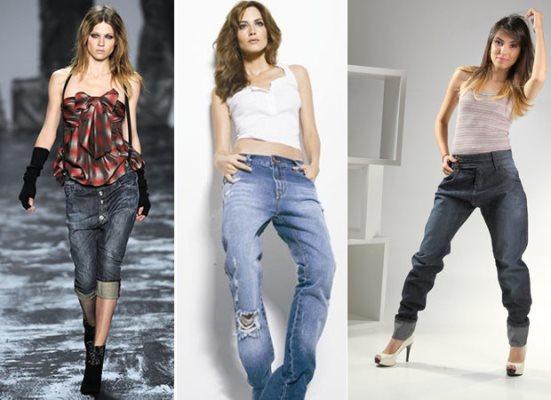 Fotos De Calças Saruel Jeans – Femininas E Masculinas. (Foto: Divulgação)