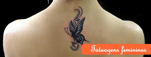 Tatuagens femininas 2012 - 2013