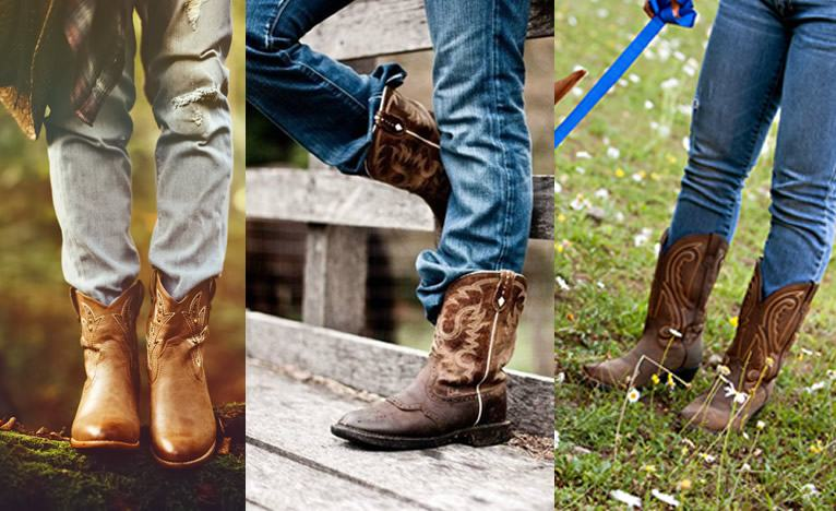 Botas Country Masculinas 2017-2018