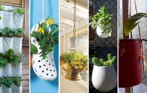 Faça Vasos Diferentes Para Decorar sua casa