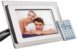 Porta Retrato Digital Barato – Samsung, Sony, Philips